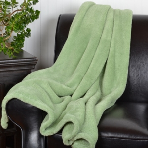Keep your date under wraps with a warm and cozy blanket!