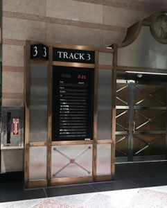 There's nothing more lonely than a track with no agenda.  Try a new agenda and get your train rolling with Retro-Dating!